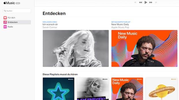 Apple bastelt an Super-Abo aus Music und TV Plus