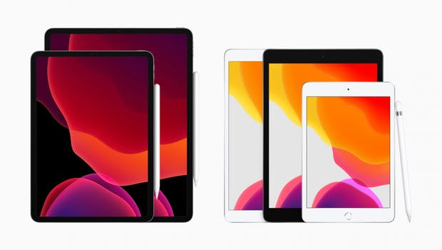 Neues Einsteiger-iPad von Apple. (Bild: Apple)