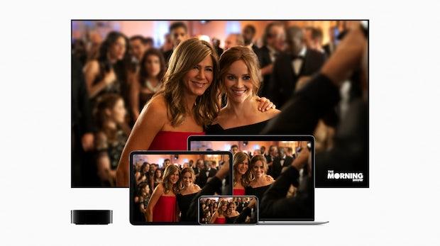 Apple TV Plus wird unausweichlich ein Erfolg