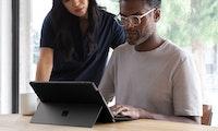Microsoft Surface Pro 7 Intel Core i5 und i7 inklusive Type-Cover sichern