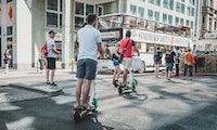 E-Scooter-Verleih: Darum geht der Trend zum wechselbaren Akku