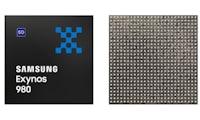 Exynos 980: Samsung stellt neuen Prozessor mit 5G und 108-Megapixel-Fotografie vor