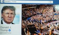 Facebook lässt Politiker gegen Community-Standards verstoßen