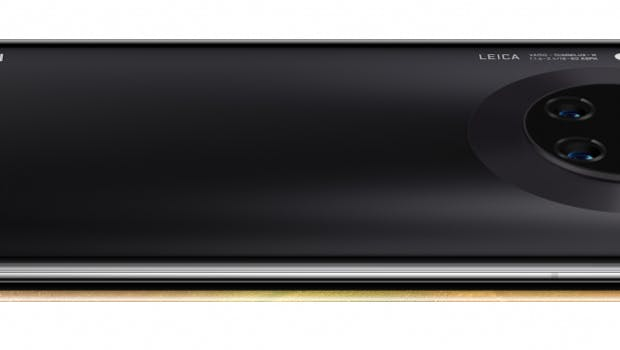Huawei Mate 30 Pro Black. (Bild: Huawei)