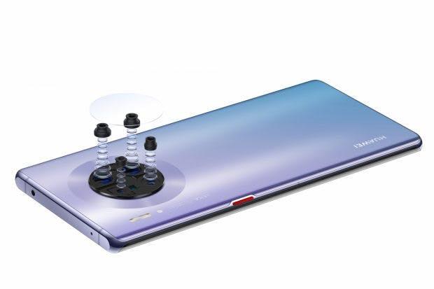 Huawei Matze 30 Pro Kamera. (Bild: Huawei)