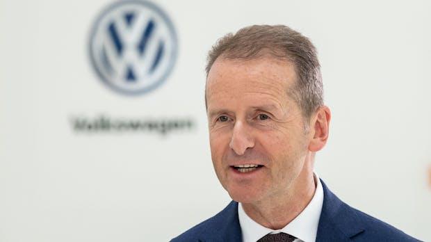 5 Dinge, die du diese Woche wissen musst: Wie hoch der VW-Chef die Chancen der deutschen Autoindustrie schätzt