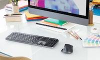 Neue Edel-Peripherie: Logitech stellt Maus MX Master 3 und Tastatur MX Keys vor