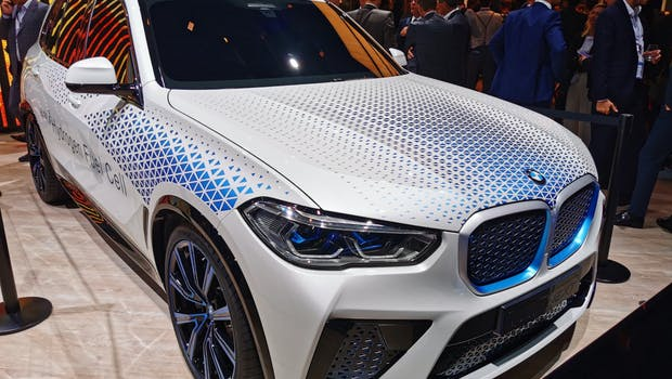 BMW i Hydrgen Next. (Foto: Andreas Flömer / t3n.de)