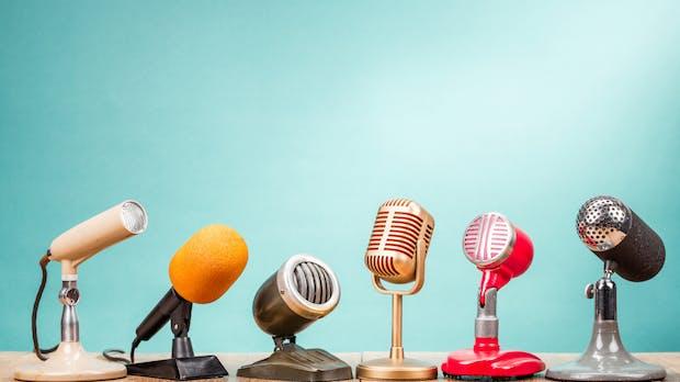 Podcasts und Interviews: Wie wirke ich souverän und kompetent bei Aufnahmen?