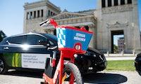 Uber-Tochter Jump startet E-Bike-Verleih in München