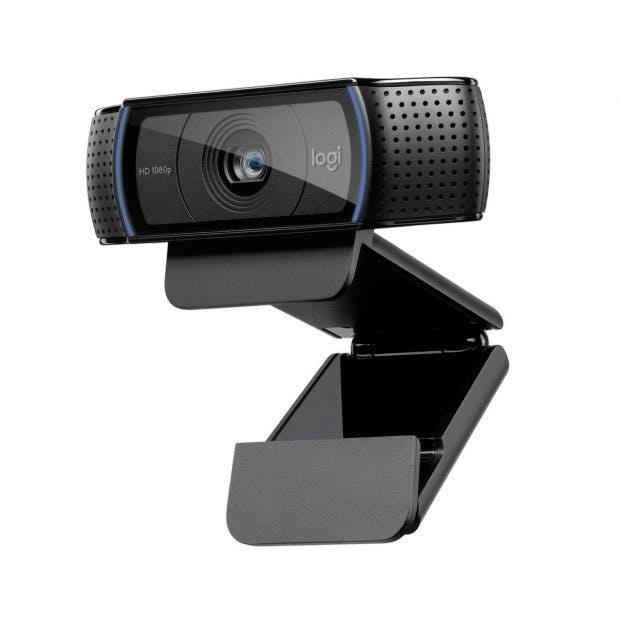 Logitech C920 Pro Webcam.