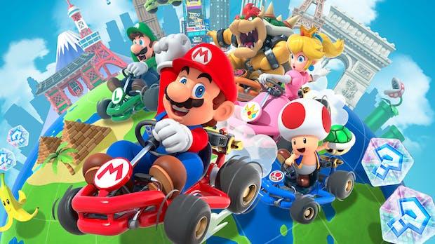 Nintendo macht Mario Kart Tour mit In-App-Käufen kaputt