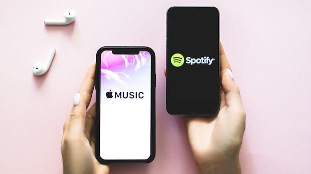 Musikindustrie erzielt Großteil des Umsatzes durch Streamingdienste