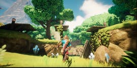 "Screenshot von ""Oceanhorn 2: Knights of the Lost Realm"" auf Apple Arcade."