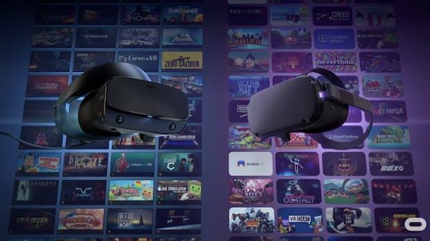 VR: Oculus Quest sticht dank Updates die Konkurrenz