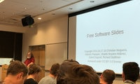Software-Hölle zugefroren: GNU-Gründer Richard Stallmann hält Vortrag bei Microsoft