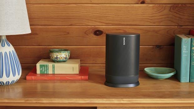 Sonos Move im Test: Das kann der neue WLAN-Speaker mit Akku