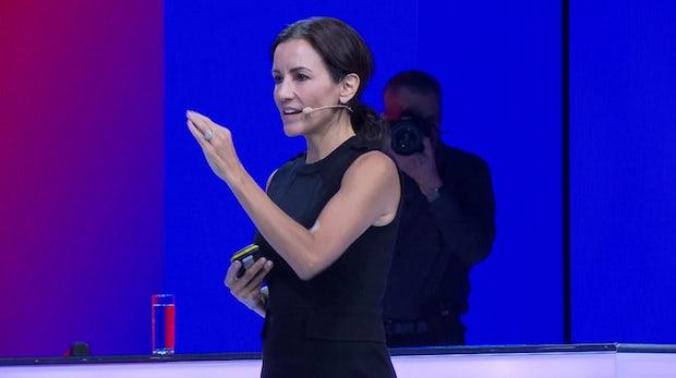 """Stephanie Buscemi von Salesforce: """"Vertrauen wird im Marketing immer wichtiger"""""""