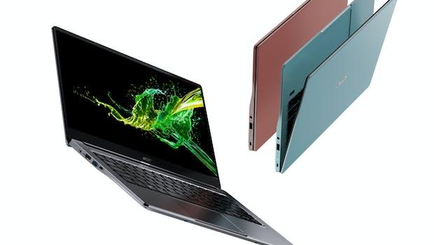 Acer Swift 3. (Bild: Acer)