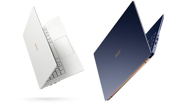 Acer Swift 5. (Bild: Acer)