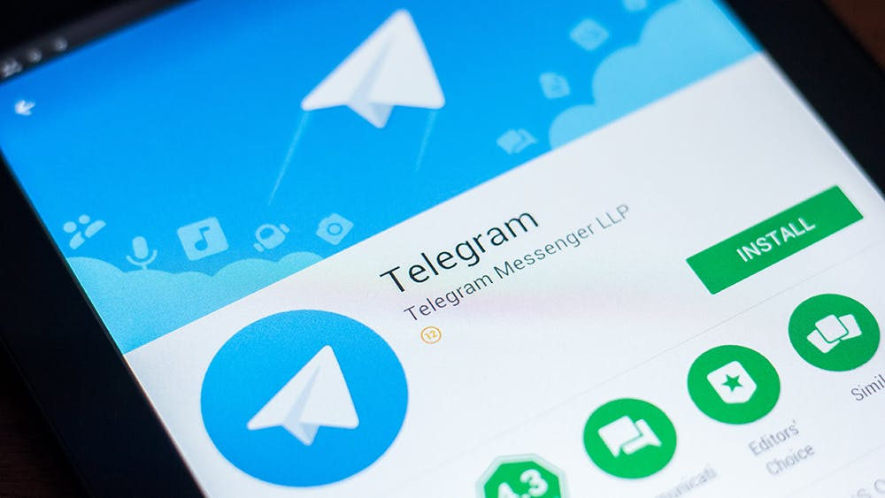 Telegram hat Bilder nicht zuverlässig gelöscht