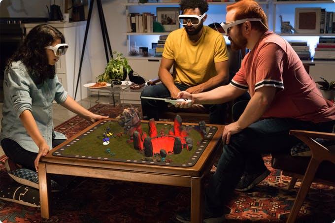 Brettspiele mit Augmented Reality: Tilt Five startet Kickstarter-Kampagne