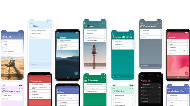 Wunderlist: Microsoft schaltet beliebte To-do-App am 6. Mai 2020 ab