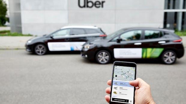 Uber: Viel Wachstum, viel Verlust