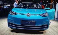 VW beginnt mit Produktion des Elektroautos ID3