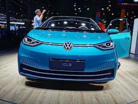 VW ID3. (Foto: t3n)