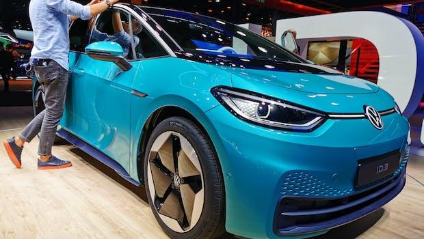 VW ID3. (Foto: t3n.de)