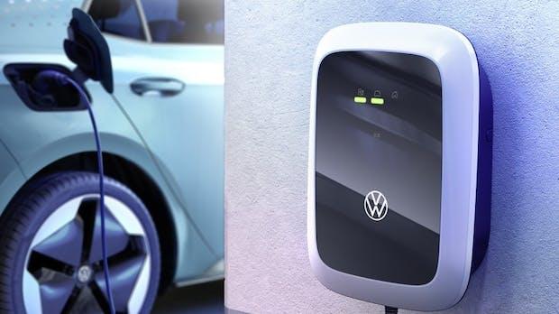 ID-Charger: VW bringt günstige Wallbox auf den Markt
