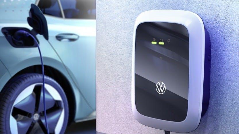 Wallbox: VW stellt Heimcharger für 400 Euro vor