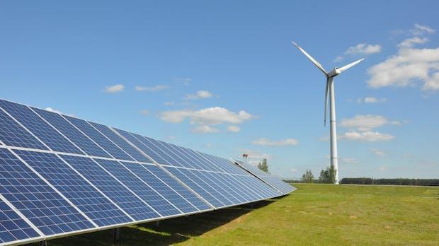 Google investiert Rekordsumme in erneuerbare Energien