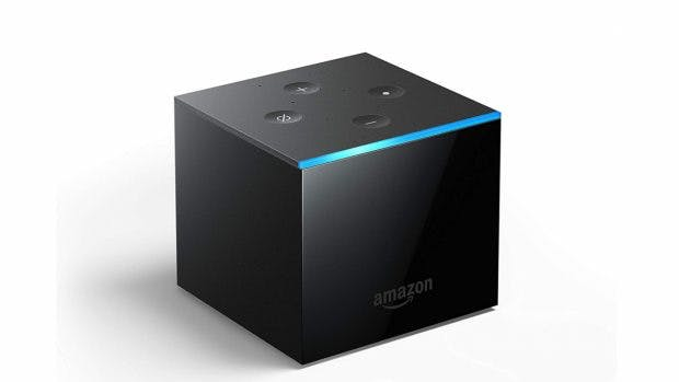 Amazon Fire TV Cube. (Bild: Amazon)