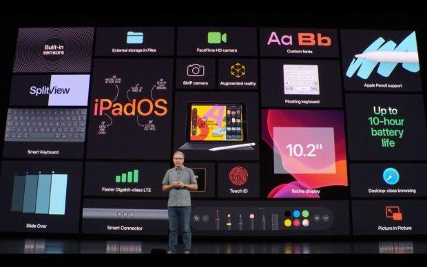 Apple iPad: Funktionen im Überblick