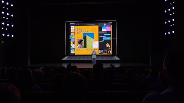 Apple bringt neues Einsteiger-iPad mit 10,2-Zoll-Display