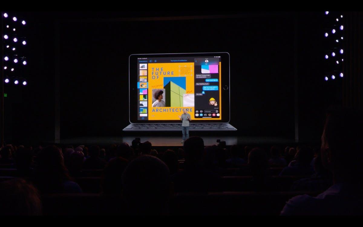 Mit größerem Display: Apples neues Einsteiger-iPad ist offiziell