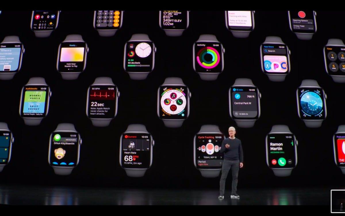 """Mit """"Always-on""""-Display: Apple Watch Series 5 ist offiziell"""