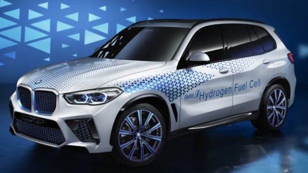 BMW i Hydrogen Next. (Foto: BMW)