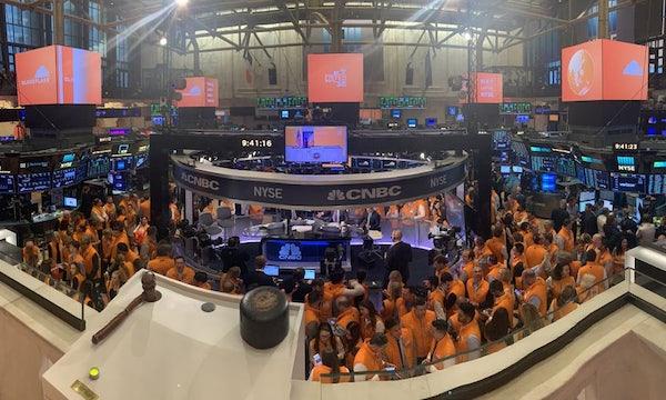 Börsengang: Cloudflare startet mit dickem Plus an der Wall Street