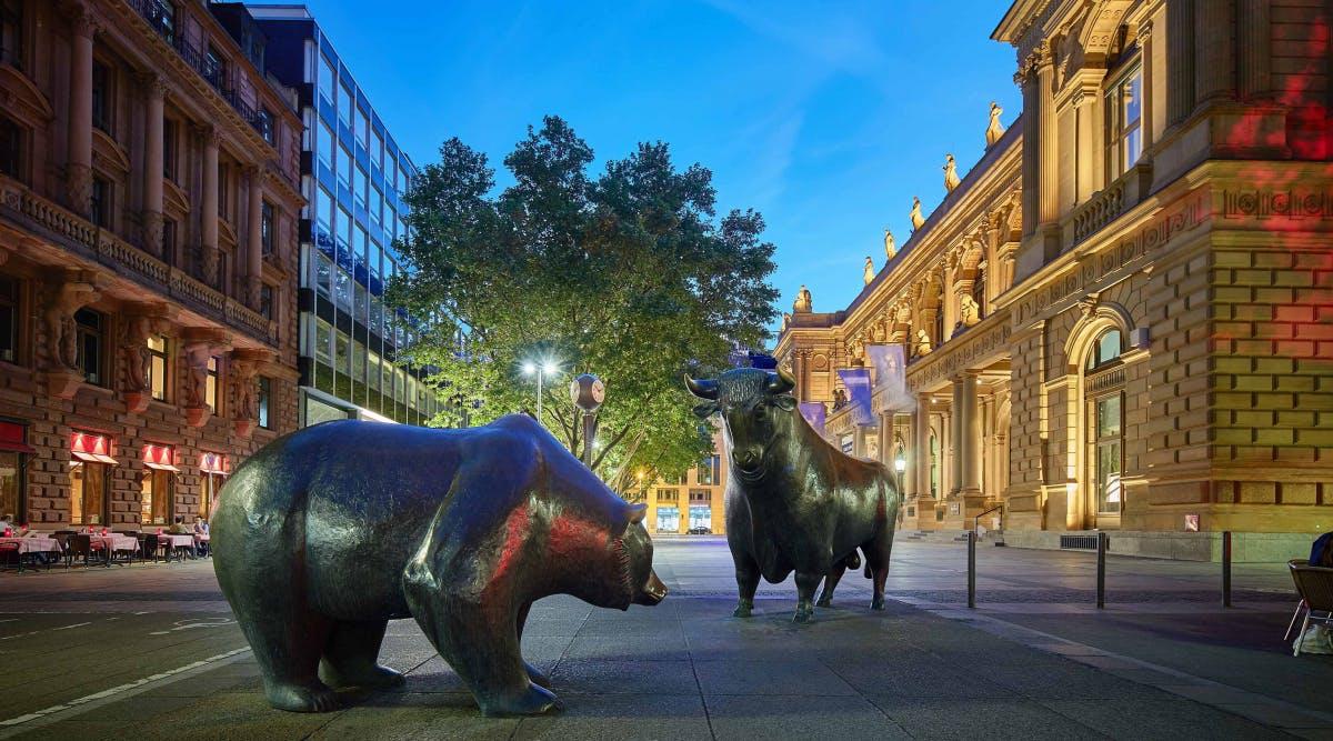 Finanzdienste aus der Cloud: Deutsche Börse kooperiert mit Google