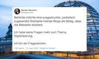 Digitalisierung in Deutschland: Diese Tweets zeigen peinlich genau, wie es um uns steht
