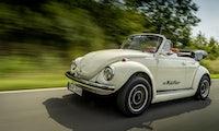 E-Oldtimer: VW bringt elektrifizierten Käfer auf den Markt