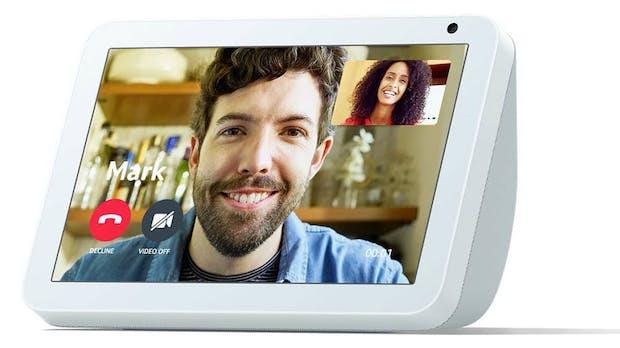 Echo Show 8: Smart-Display mit 8 Zoll ergänzt Show-Reihe