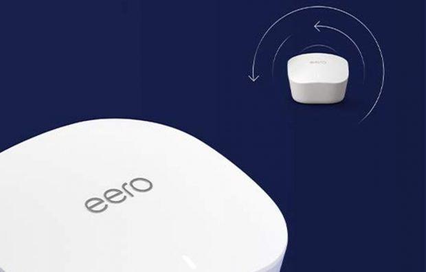 Die Eero Mesh-WLAN-Router erhalten regelmäßig Updates. (Bild. Amazon)