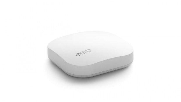 Der neue Eero Pro Mesh-WLAN-Router. (Foto: Amazon)