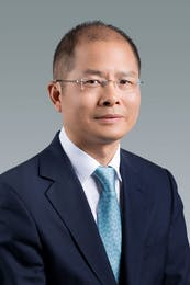 Huawei-Chairman Eric Xu. (Foto: Huawei)