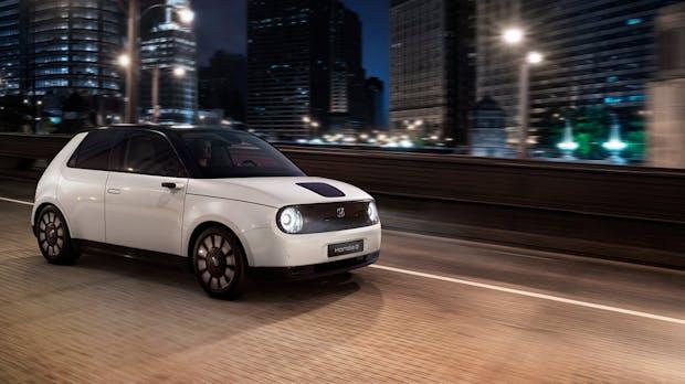 Honda E: Elektrische Knutschkugel mit 200 km Reichweite
