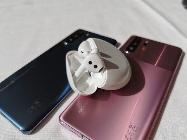 Huawei Freebuds 3 mit A1-Chip. (Foto: t3n)
